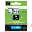 Dymo S0720690 D1 40914 Tape 9mm x 7m Blue on White