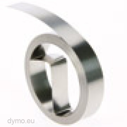 Dymo 35800 M11 tapes - aluminium with glue side 12mm x 3.65m, silver color