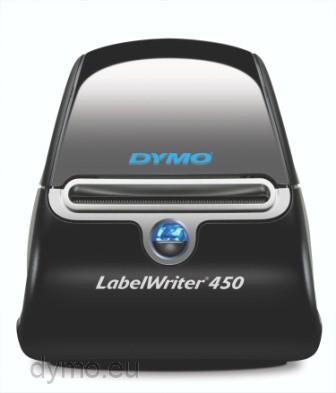 dymo labelwriter 450 de etikettenprinter voor iedereen. Black Bedroom Furniture Sets. Home Design Ideas