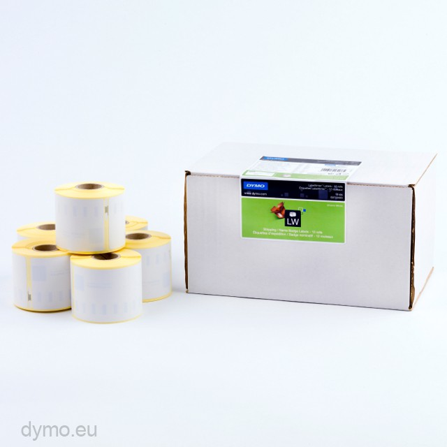 Dymo 13186 Multi Pack Shipping / Name Badge Labels 54x101mm (99014)