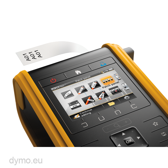 DYMO XTL 300 Label Maker Kit QWERTY SEU+NL