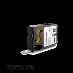 DYMO 1868665 XTL Label 12x12mm Black on White