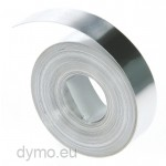 Dymo 32500 Tape M11 12mm x 6,40m, stainless steel