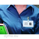 Dymo S0929110 Large Name Badge Cards 62x106mm (non-adhesive)