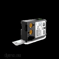 DYMO 1868704 XTL Cable Wrap 21x21mm Black on White