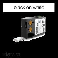 DYMO 1868708 XTL Cable Wrap 38x39mm Black on White