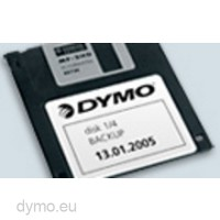 Dymo 99015 Large Multifunctional / diskette labels 54x70mm